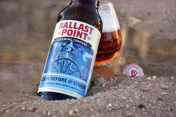 ballast point-calm before the storm-coffee-cream ale-beer-craft beer-beertography_web