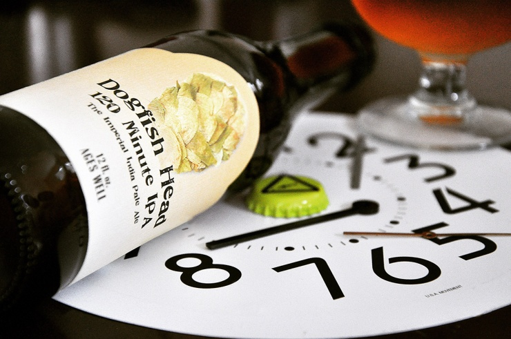 dogfish beer-120 minute-ipa-india pale ale-imperial ipa-beer-craft beer-beertography_web