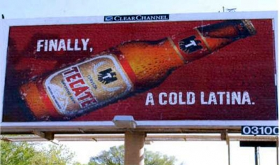 Tecate-billboard