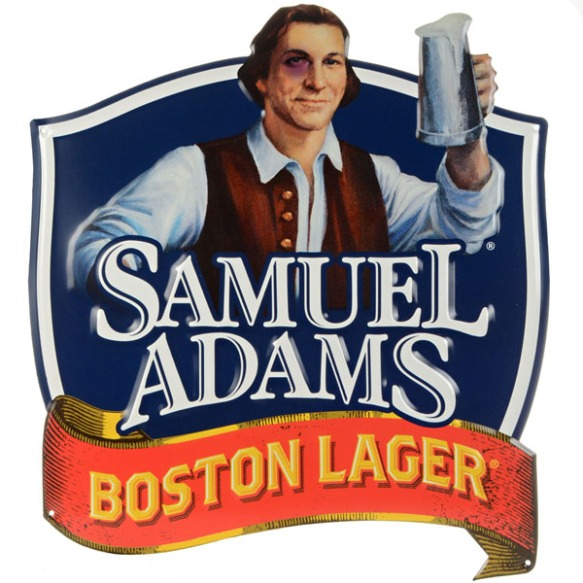 sam adams logo eye