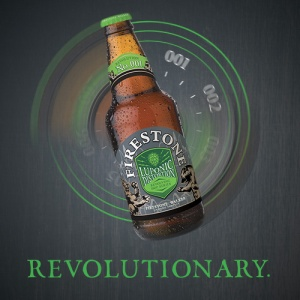 Firestone Walker's Luponic Distortion rotating IPA quickly became one of the brewery's best-selling brands.