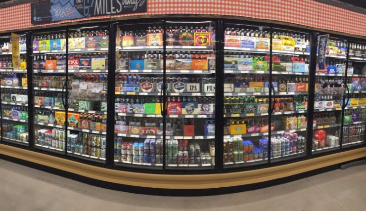 beer-shelf