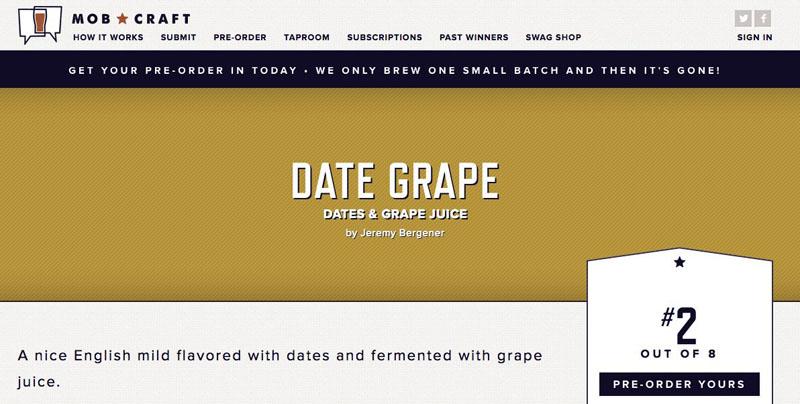 date-grape-beer